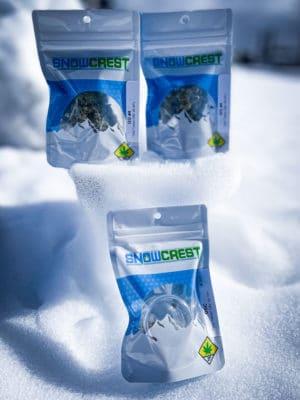 Best Cannabis Edibles | Vancouver – Tacoma – Seattle | SNOWCREST